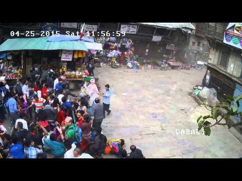 The Biggest Shake ever Nepal Earthquake 2015 at Assan