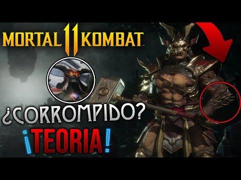 ¿Qué le pasa a Shao Kahn en el brazo? - Mortal Kombat 11 (Teorias) ¿Dragón como Onaga? thumbnail