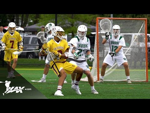 Salisbury vs York | 2018 CAC Final | 2018 College Highlights