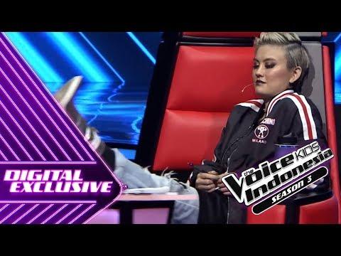 Kontestan Ini Bikin AgnezMo Begini! | Coach Reaction #8 | The Voice Kids Indonesia Season 3 GTV 2018