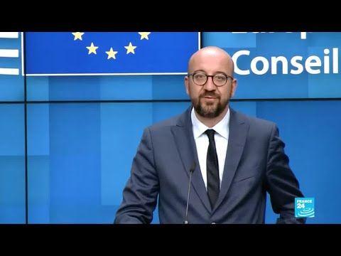 Belgian PM Charles Michel To Be Next President Of EU Council