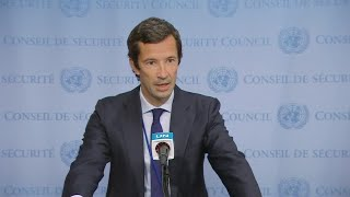 Germany on Libya and Sudan - Media Stakeout (25 September 2020)
