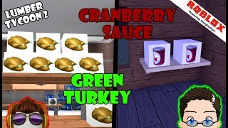 Roblox - Lumber Tycoon 2 - Turkey and Cranberry's Update