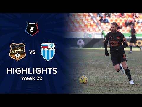 Ural R. Volgograd Goals And Highlights