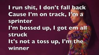 Nicki Minaj Bitch I 39 m Madonna lyrics audio.mp3