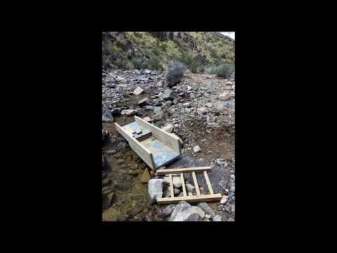 Gold Canyon Mining in Nevada, Part 1