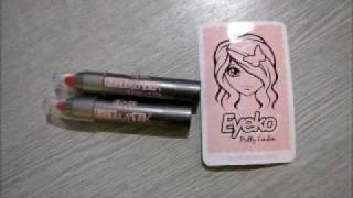 Blog Giveaway #6 Eyeko Liptastix Thumbnail