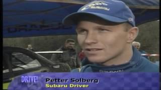 """Petter Solberg"" Subaru Driver | Drive Episode 033"