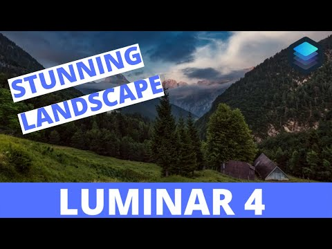 Elevate Your Landscape Photography Easily || Luminar 4 Tutorial thumbnail