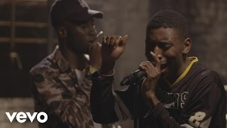 Repeat youtube video Samm Henshaw - Pink Matter (Live) ft. Kojey Radical
