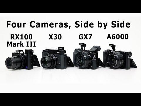 Camera test: Panasonic GX7 vs Sony RX100 MKIII ISO TEST