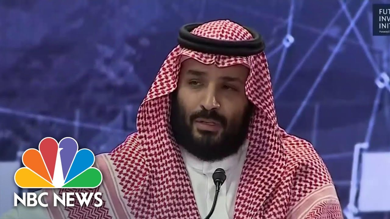 Saudi Crown Prince Approved Killing Of Washington Post Journalist ...