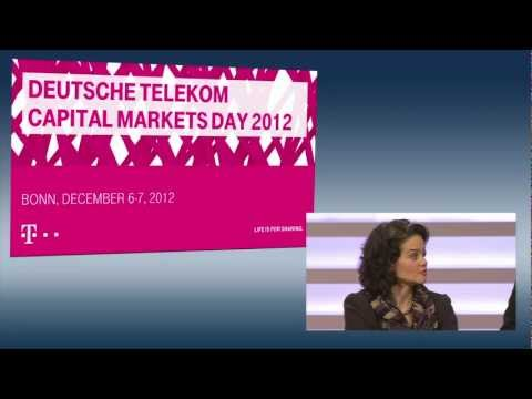 Claudia Nemat (CEO Europe) - Deutsche Telekom Capital Markets Day 2012