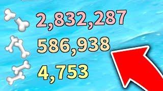I broke 2,832,287 Bones WITH INFINITE BREAKS!! *BEAT RECORD BREAKS!* - Roblox Broken Bones