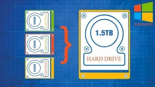 HOW TO PARTITION YOUR HARD DRIVE ON WINDOWS