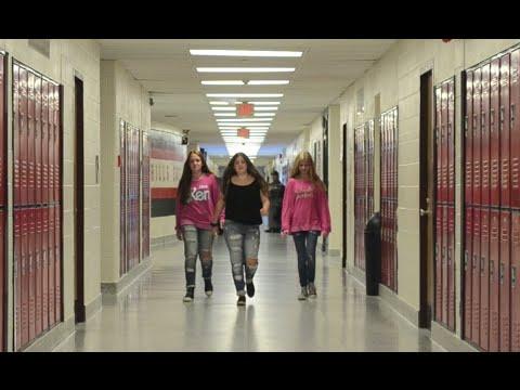 Amanda Ehrlich Mean Girls Bat Mitzvah Entrance Video