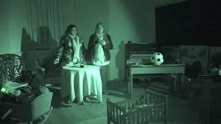 Ghost Challenge - Ekenäs Slott - Thesso och Linda