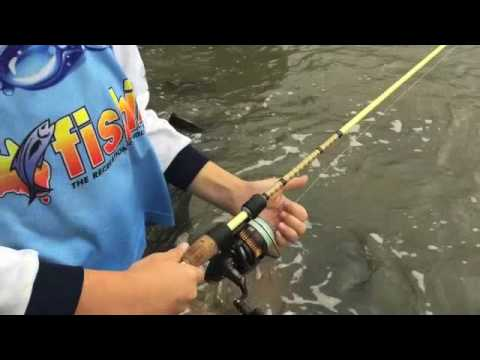 River Monsters #6: How To Catch Brisbane River Bream On Lures