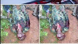 video of 2018 boko haram fires 23 soldiers fulani herdsmen