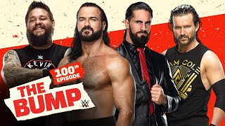 Drew McIntyre Seth Rollins Kevin Owens and more join 100th episode celebration WWE s The Bump