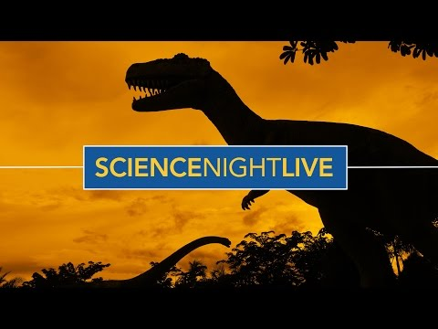Science Night Live: When Dinosaurs Ruled New York