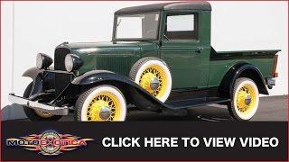 1933 Chevrolet Master Pickup (SOLD)