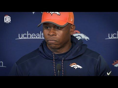 Monday morning press: Head Coach Vance Joseph