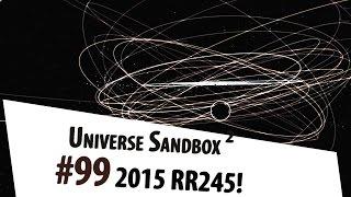 universe sandbox ² neuer zwergplanet 2015 rr245 entdeckt