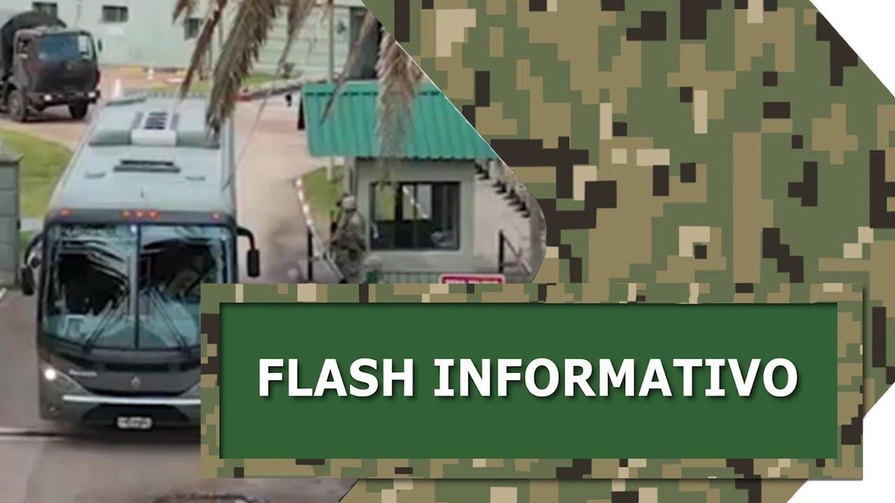 Flash Informativo - Relevo de Responsabilidades