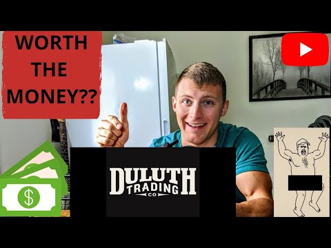 Duluth Boxer Briefs Review