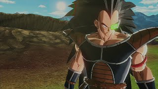 『ドラゴンボール ゼノバース』Dragon Ball Xenoverse - Radditz vs Piccolo  [PS4 HD 1080p 60 fps]