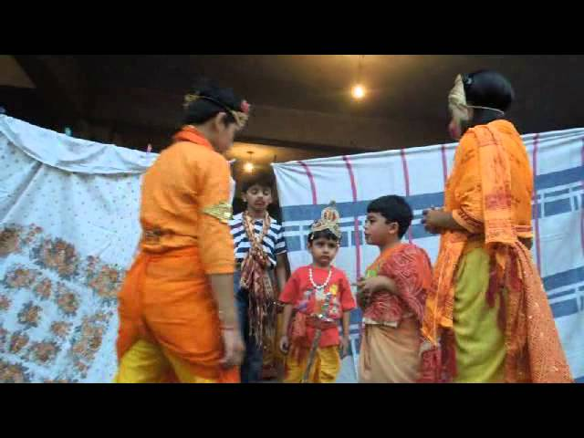 Ramlila By Children of Indraprasth Apartments Rohini Travel Video
