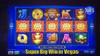 ★SUPER BIG WIN in Vegas☆FU DADDY FORTUNES/Mighty Cash ZORRO Slot All Live Play★Cosmopolitan☆彡栗スロ