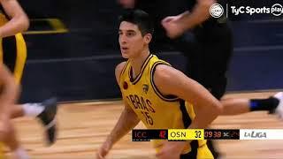 #LNB - F4 Súper 20 - Instituto 71-76 Obras Basket (27/2/2021)
