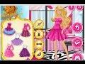 Barbie Games To Play - Barbie Love Pink Dresses - barbie Princess Dresssup and Makeup Girl game