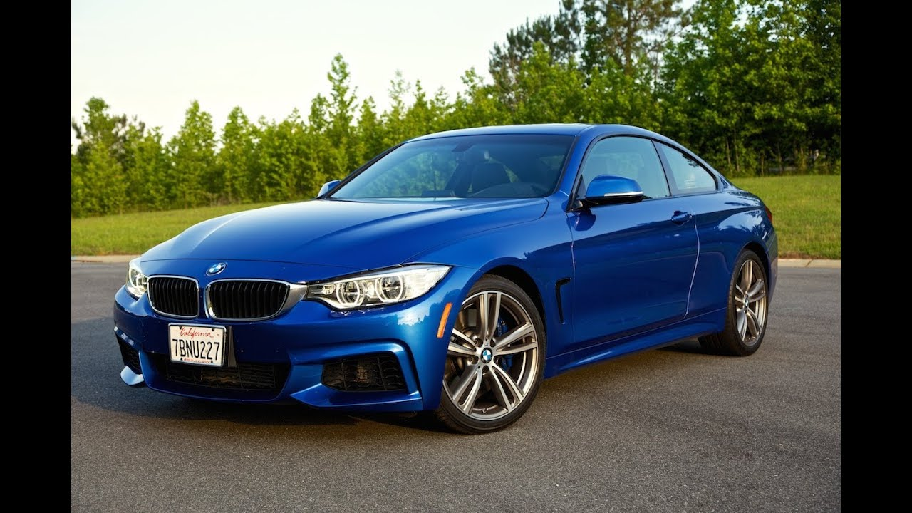 Test Drive Review BMW I MSport The New Price Of - 2014 bmw 335i coupe