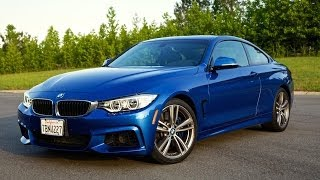 Test Drive Review: 2014 BMW 435i M-Sport, The New Price of Admission
