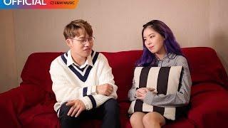 [홍소라]홍대광의 소파 라이브(w/ 김이지 of 꽃잠프로젝트) - 비처럼 fall in love