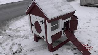 3' X 3' Chicken Coops | Hen Houses | Small Coops | Backyard Chickens