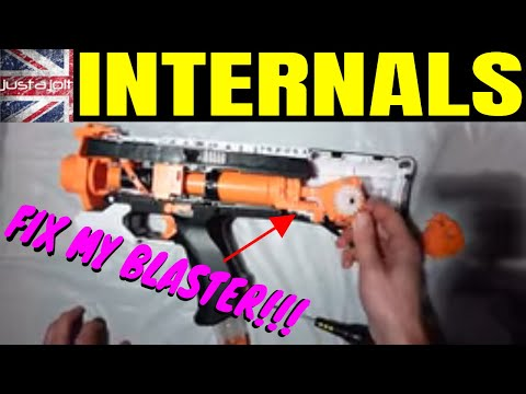 Nerf Rival Helios Internals... Review of New Rival Helios' Mod Potential & justajolt's BIG MISTAKE!