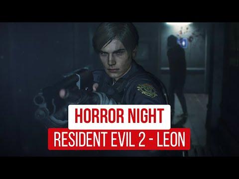 Horror Night con Resident Evil 2 | La prima ora di Leon