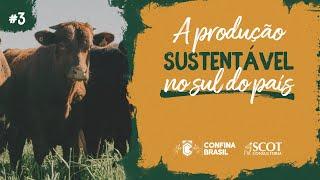A produção sustentável no sul do país | Semana 2 - Confina Brasil 2021