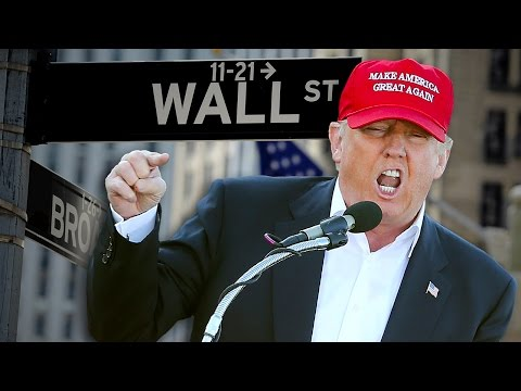 Young Voters Actually Believe Trump Will Reign In Wall Street