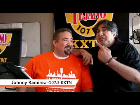 SA Goes Orange - KXTN Johnny Ramirez