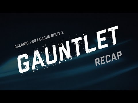 Thumbnail: OPL Split 2 Gauntlet Recap | League of Legends