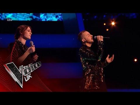 Chloe Jones VS Kalon Rae - 'Vincent': The Battles   The Voice UK 2018