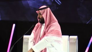 Saudi Arabia's Crown Prince Mohammed bin Salman denounces the murder of journalist Jamal Khashoggi