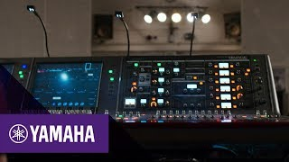 Yamaha PM RIVAGE Mixer Workshop | Commercial Audio | Yamaha Music