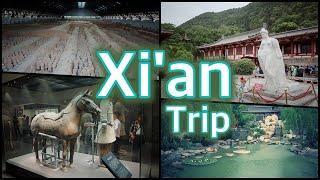 2016 중국 시안(서안) 여행 Overall - Xi'an Trip Overall