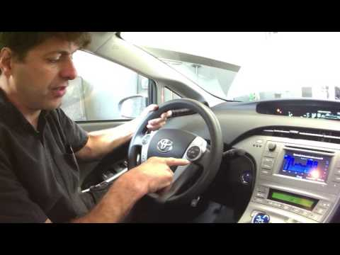 How To Reset A Toyota Prius Tire Pressure Warning Light